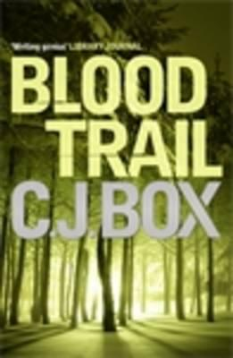 Blood Trail - Box, C. J.