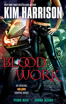 Blood Work: An Original Hollows Graphic Novel - Harrison, Kim