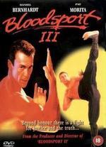 Bloodsport III - Alan Mehrez