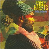 Blu. Black - Corey Harris