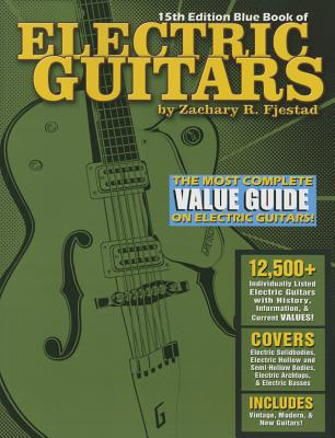 Blue Book of Electric Guitars - Fjestad, Zachary R