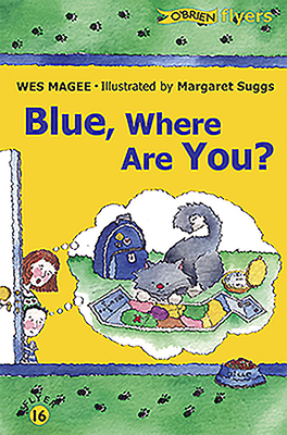 Blue, Where Are You? - Magee, Wes