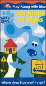 Blue's Clues: All Kinds of Signs