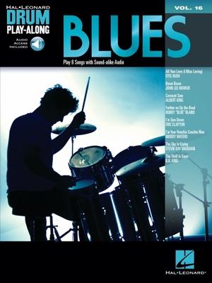 Blues: Drum Play-Along Volume 16 - Hal Leonard Corp