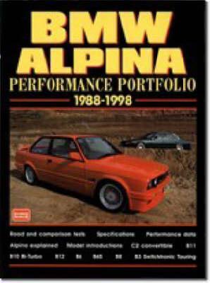 BMW Alpina 1988-98 - Clarke, R M