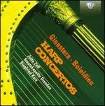 Bo�eldieu, Ginastera: Harp Concertos