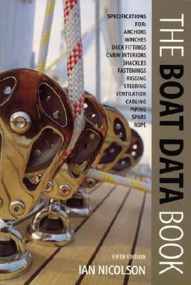 Boat Data Book - Nicolson, Ian