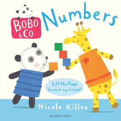Bobo & Co. Numbers - Killen, Nicola (Illustrator)