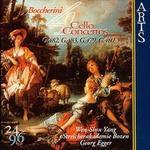 Boccherini: 4 Cello Concertos, G.482, G. 483, G. 479, G. 480