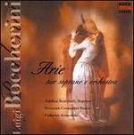 Boccherini: Arias for soprano and orchestra