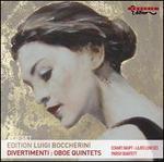 Boccherini: Divertimenti; Oboe Quintets