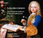 Boccherini: Harpsichord Sonatas