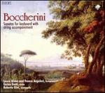 Boccherini: Sonatas for keyboard with strings accompaniment
