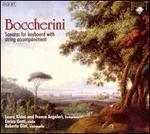Boccherini: Sonatas for keyboard with strings accompaniment