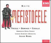Boito: Mefistofele - David Bell (organ); Delia Wallis (vocals); Heather Begg (vocals); Josella Ligi (vocals); Leslie Fyson (vocals);...