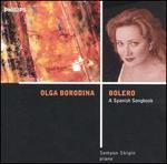 Bolero: A Spanish Songbook