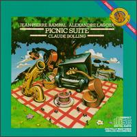 Bolling: Picnic Suite - Alexandre Lagoya (guitar); Claude Bolling (piano); Daniel Humair (drums); Guy Pedersen (bass); Jean-Pierre Rampal (flute)