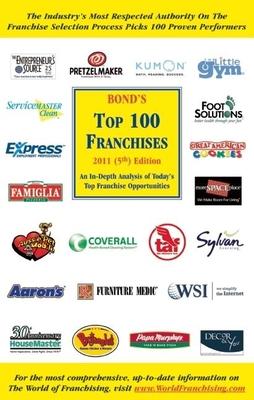 Bond's Top 100 Franchises - Blackmur, Natalie (Editor), and Wright, Rebecca (Editor)
