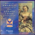 Bononcicni: Amarilli - Cantates pour alto solo, Sonates