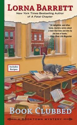 Book Clubbed - Barrett, Lorna