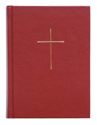 Book of Common Prayer Chapel Edition: Red Hardcover - Church Publishing