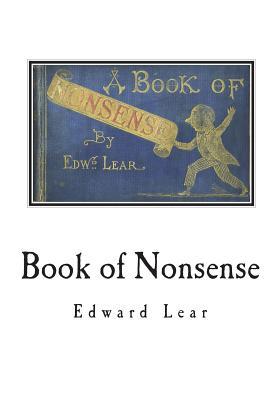 Book of Nonsense - Lear, Edward