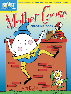 BOOST Mother Goose Coloring Book - Beylon, Cathy