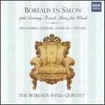 Borèalis en Salon: 19th Century French Music for Winds