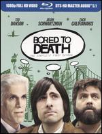 Bored to Death: The Complete First Season [3 Discs] [Blu-ray]