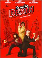 Bored to Death: The Complete Second Season [2 Discs] -