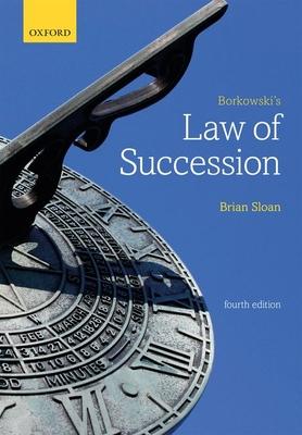 Borkowski's Law of Succession - Sloan, Brian
