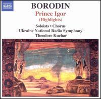 Borodin: Prince Igor [Highlights] - Angelina Shvachka (mezzo-soprano); Dmytro Popov (tenor); Mykola Koval (baritone); Taras Shtonda (bass);...