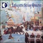 Borodin: String Quartet No. 2; Igor Stravinsky: Three Pieces for String Quartet