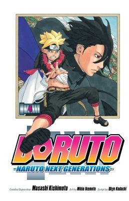 Boruto: Naruto Next Generations, Vol. 4, Volume 4 - Kishimoto, Masashi (Creator), and Kodachi, Ukyo