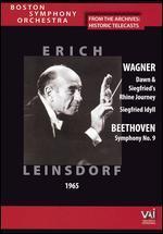 Boston Symphony Orchestra: Erich Leinsdorf - Beethoven/Wagner