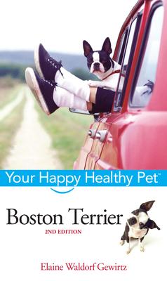 Boston Terrier - Gewirtz, Elaine Waldorf