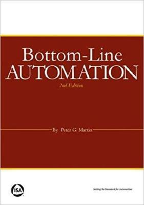 Bottom-Line Automation - Martin, Peter G