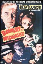 Bowery at Midnight - Wallace W. Fox