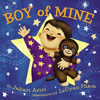 Boy of Mine - Asim, Jabari