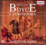 Boyce: 8 Symphonien