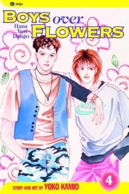 Boys Over Flowers, Volume 4: Hana Yori Dango -