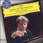 Brahms: Die Klavierkonzerte - Emil Gilels (piano); Johannes Brahms (candenza); Ottomar Borwitzky (cello); Berlin Philharmonic Orchestra; Eugen Jochum (conductor)