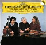 Brahms: Doppelkonzert; Tragische Overtüre