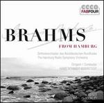 Brahms from Hamburg