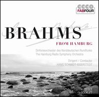 Brahms from Hamburg - NDR Chorus (choir, chorus); NDR Symphony Orchestra; Hans Schmidt-Isserstedt (conductor)