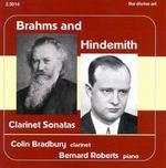 Brahms, Hindemith: Clarinet Sonatas