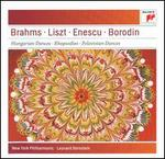 Brahms: Hungarian Dances; Liszt: Rhapsodies; Borodin: Polovtsian Dances
