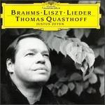 Brahms, Liszt: Lieder
