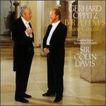 Brahms: Piano Concerto No. 1; Ballades, Op. 10