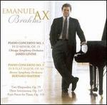 Brahms: Piano Concerto No. 1; Piano Concerto No. 2